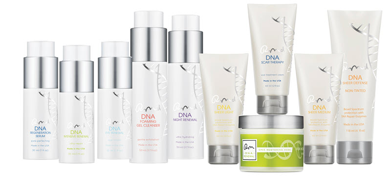 DNA EGF Renewal Skin Care Newcastle