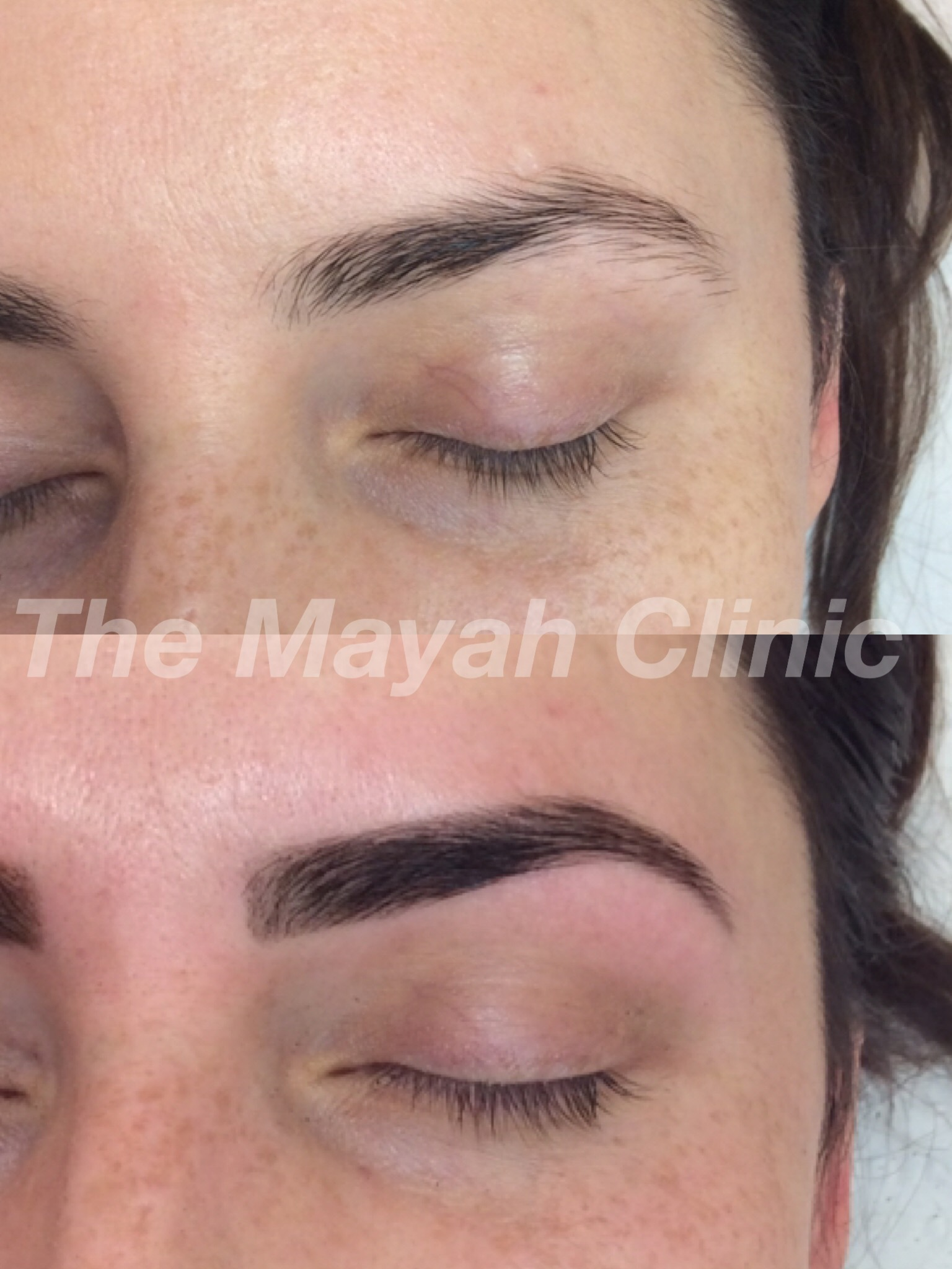 Newcastle Henna brow tint