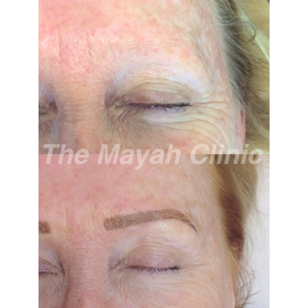 Newcastle permanent makeup